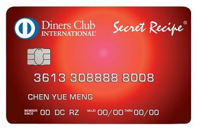 DINERS CLUB CARD ACTIVATION