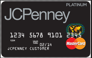 JCPenny card
