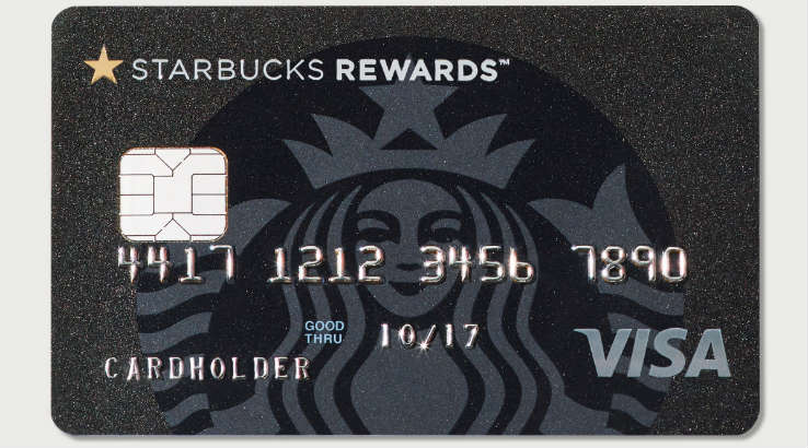 Starbucks gift card activation
