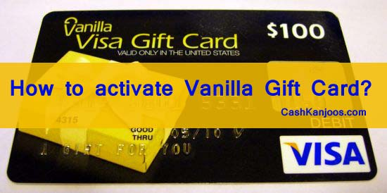 Vanilla Gift Card Activation | How to Activate